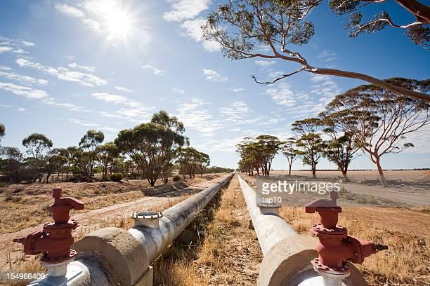 Perth Kalgoorlie-Pipeline