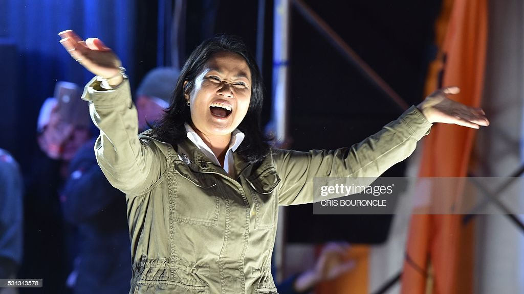 Keiko Fujimori   Getty Images