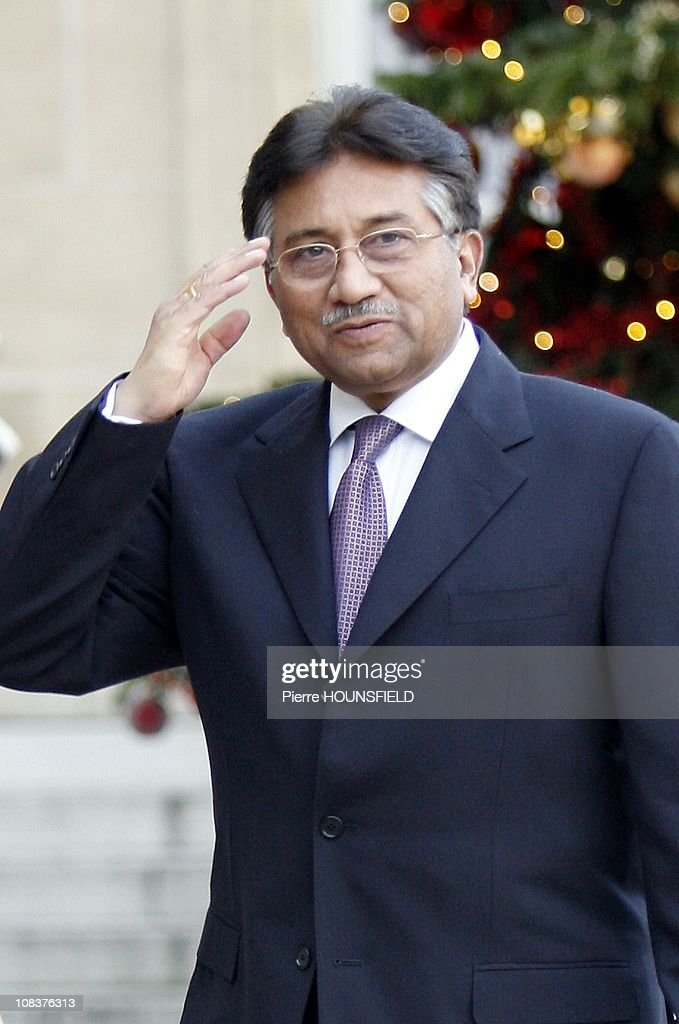 <a gi-track='captionPersonalityLinkClicked' href=/galleries/search?phrase=Pervez+Musharraf&family=editorial&specificpeople=121550 ng-click='$event.stopPropagation()'>Pervez Musharraf</a> in Paris, France on January 22nd, 2008.