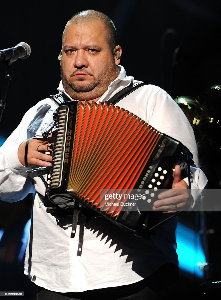 <a gi-track='captionPersonalityLinkClicked' href=/galleries/search?phrase=Pesado&family=editorial&specificpeople=2613713 ng-click='$event.stopPropagation()'>Pesado</a> performs onstage during the 11th Annual Latin GRAMMY Awards Rehearsals day 1 held at the Mandalay Bay Events Center on November 8, 2010 in Las Vegas, Nevada.