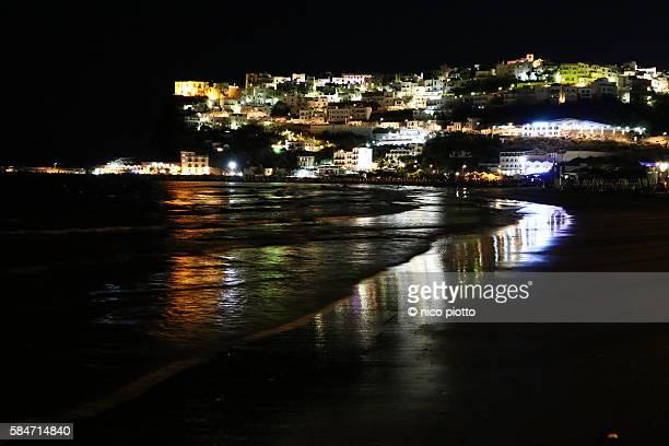 Peschici by night