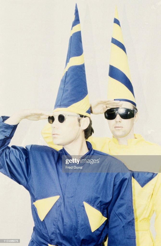 """Pet Shop Boys """"Counterfeit Concert"""" - 1997"""