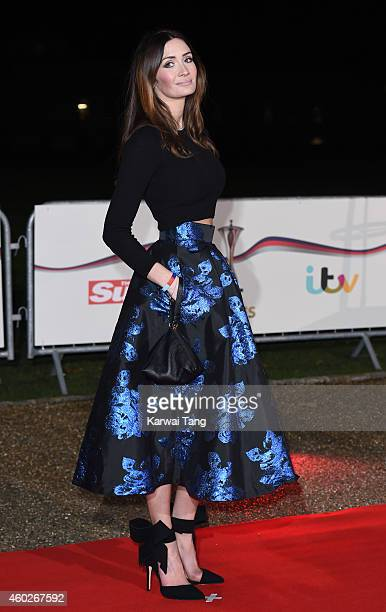 Peta Cavendish attends A Night Of Heroes The Sun Military Awards at National Maritime Museum on December 10 2014 in London England