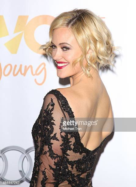 Peta Murgatroyd arrives at the 15th Annual Trevor Project Benefit held at Hollywood Palladium on December 8 2013 in Hollywood California