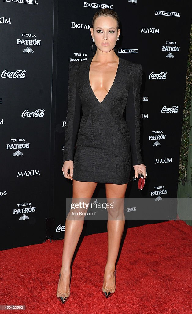 <a gi-track='captionPersonalityLinkClicked' href=/galleries/search?phrase=Peta+Murgatroyd&family=editorial&specificpeople=6824437 ng-click='$event.stopPropagation()'>Peta Murgatroyd</a> arrives at the MAXIM Hot 100 Celebration Event at Pacific Design Center on June 10, 2014 in West Hollywood, California.