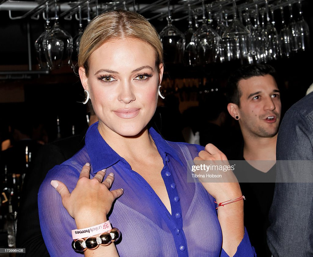 Peta Murgatroyd attends her birthday party supporting anti-human trafficking organization 'Unlikely Heroes' on July 18, 2013 in Los Angeles, California.