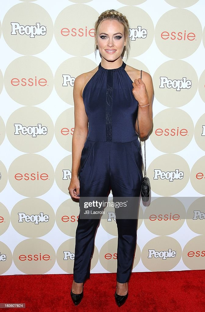 Peta Murgatroyd attends the People's One To Watch Event held at Hinoki & The Bird on October 9, 2013 in Los Angeles, California.