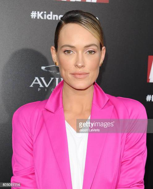 Peta Murgatroyd attends the premiere of 'Kidnap' at ArcLight Hollywood on July 31 2017 in Hollywood California