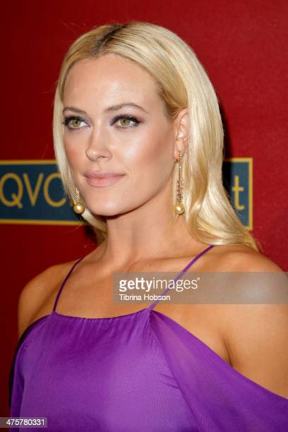 Peta Murgatroyd attends the QVC 5th annual red carpet style event at The Four Seasons Hotel on February 28 2014 in Beverly Hills California
