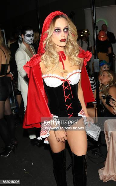 Peta Murgatroyd is seen on October 21 2017 in Los Angeles CA