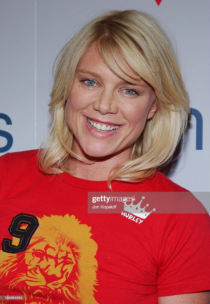 Peta Wilson during 'I Heart Huckabees' Los Angeles Premiere - Arrivals at The Grove in Los Angeles, California, United States.
