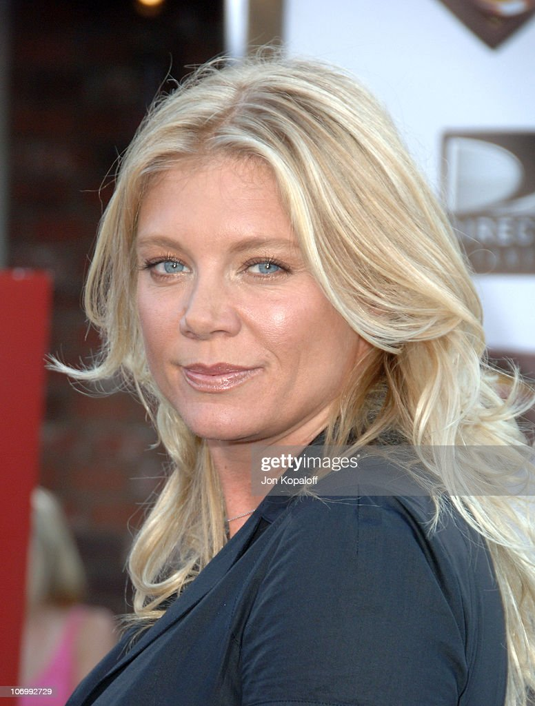 Peta Wilson during 'Superman Returns' Los Angeles Premiere - Arrivals at Mann Village and Bruin Theaters in Westwood, California, United States.