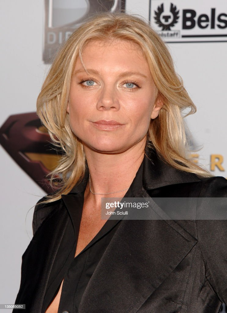 Peta Wilson during 'Superman Returns' World Premiere Sponsored By Belstaff at Mann Village and Bruin Theaters in Westwood California United States