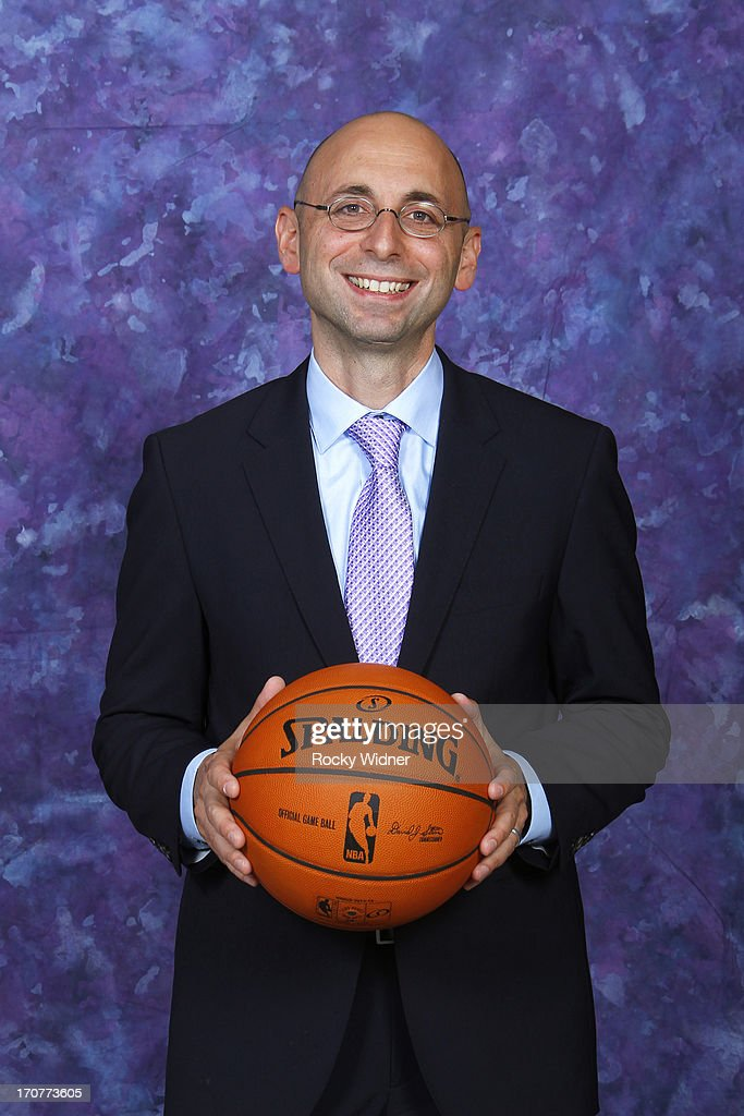 Pete D'Alessandro the new General Manager of the Sacramento Kings poses for a photo on June 17, 2013 at Sleep Train Arena in Sacramento, California.
