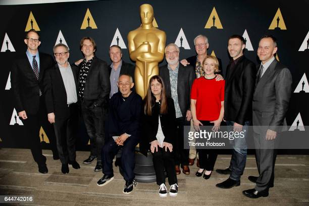 Pete Docter Rich Moore Byron Howard Clark Spencer Toshio Suzuki Osnat Shurer Ron Clements John Musker Arianne Sutner Travis Knight and Jonas Rivera...
