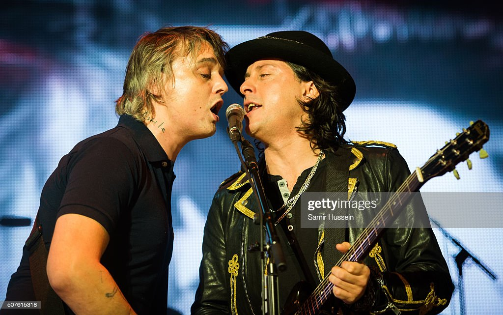 The Libertines Perform At The O2 Arena