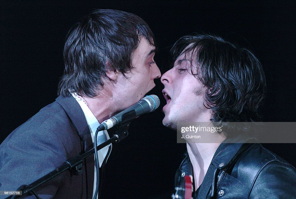 The Libertines in Concert at Brixton Academy in London - March 5, 2004