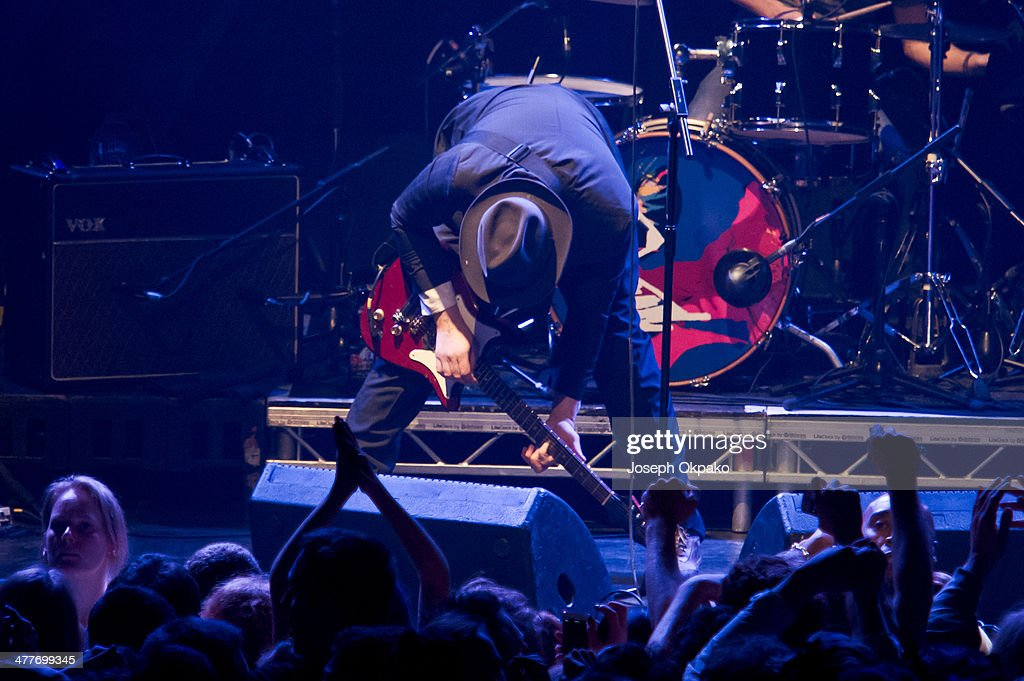 Babyshambles Perform At The Roundhouse