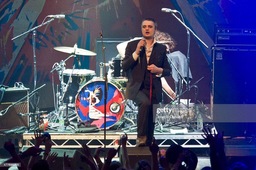 Babyshambles Perform At The Roundhouse In London
