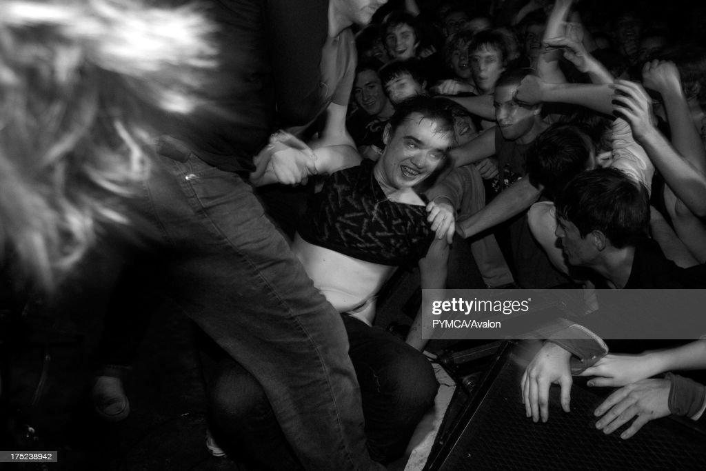 Pete Doherty singer with Babyshambles / The Libertines UK 2004