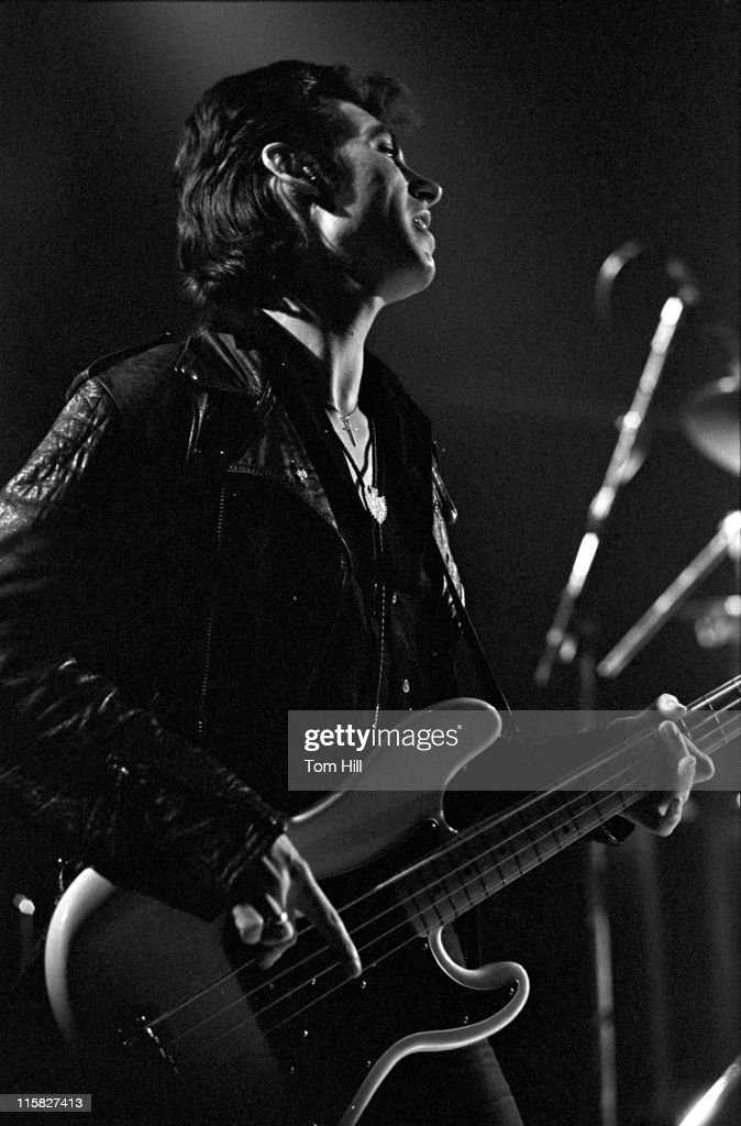 The Pretenders in Concert at the Agora Ballroom in Atlanta - April 2, 1980