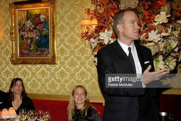 Pete Nordstrom attends 30th Anniversary of NATORI Honoring JOSIE NATORI at La Grenouille on November 1 2007 in New York