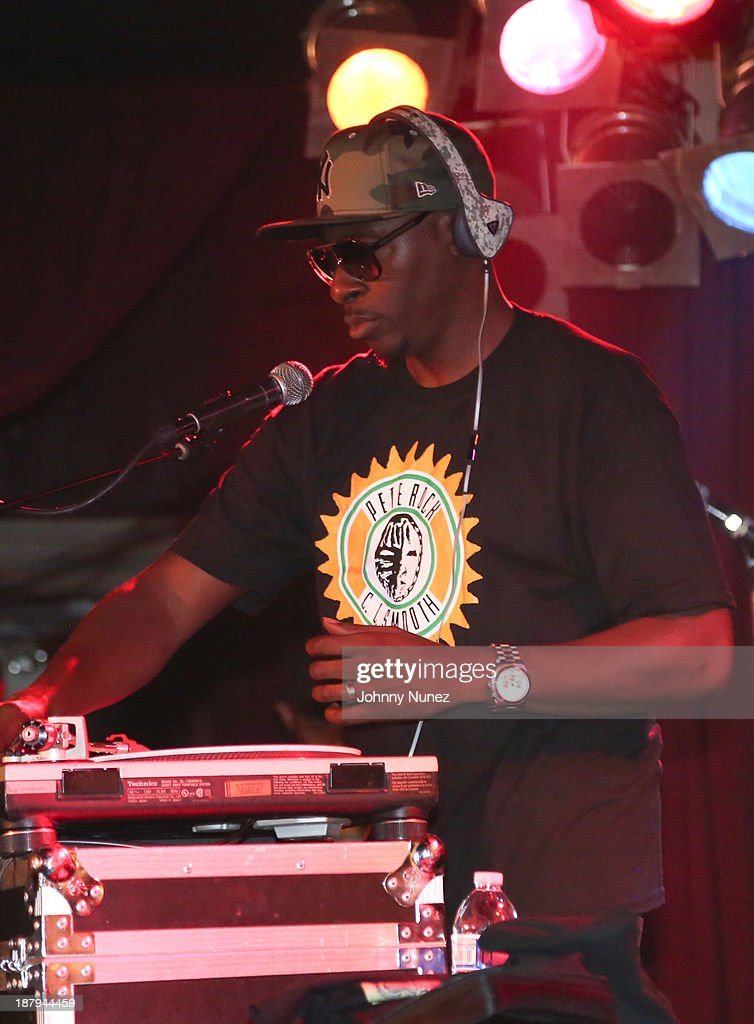 Pete Rock performs at B.B. King Blues Club & Grill on November 13, 2013 in New York City.