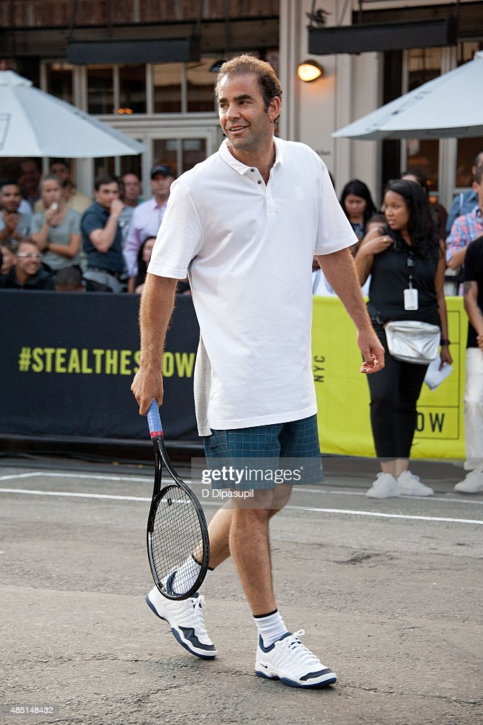 "Nike's ""NYC Street Tennis"" Event"