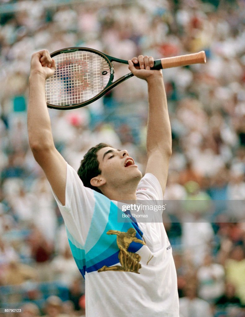 Pete Sampras Turns 40 s and