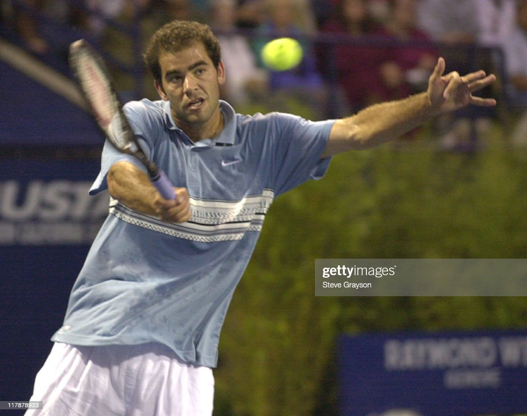 Mercedes Benz Cup Pete Sampras v Michael Chang s and