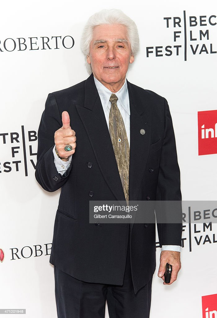 Pete Santora attends the closing night screening of 'Goodfellas' during the 2015 Tribeca Film Festival at Beacon Theatre on April 25, 2015 in New York City.