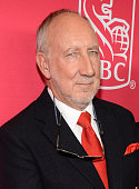 Pete Townshend attends MusiCares MAP Fund Benefit Concert at Best Buy Theater on May 28 2015 in New York City All proceeds from this concert will...