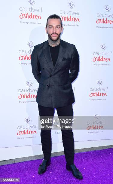 Pete Wicks attends the Butterfly Ball Charity fundraiser at the Grosvenor House Hotel in London