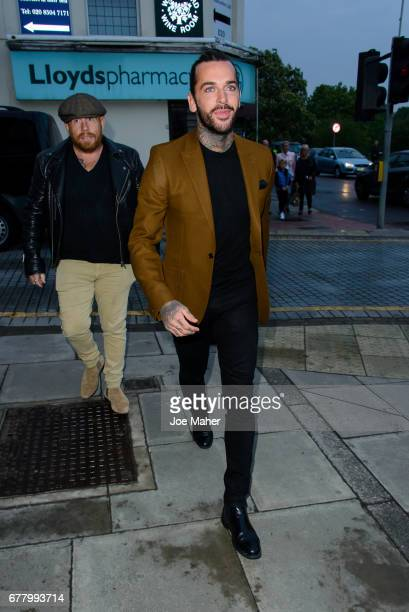 Pete Wicks attends the launch of the MCK Grill owned by 'The Only Way Is Essex' star Megan McKenna at MCK Grill on May 3 2017 in Woodford Green...