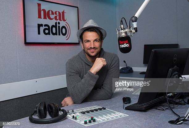 Peter Andre joins heat radio to present a new show as the station prepares to go national on digital radio from the 1st of March at heat radio...