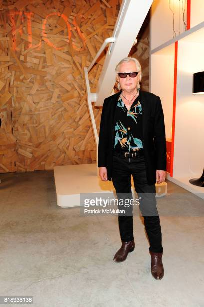 Peter Astrom attends FLOS Private Store Viewing and Dinner at 152 Greene St on May 14 2010 in New York City