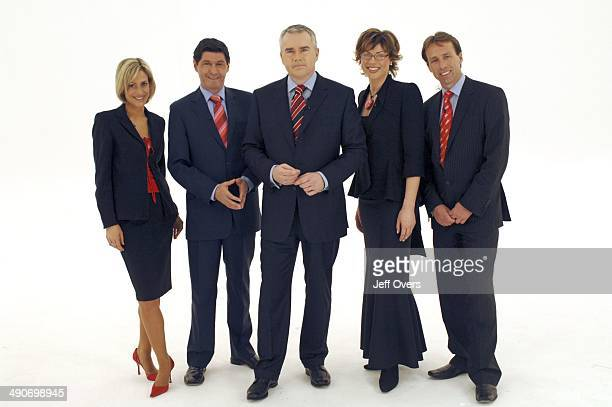 Peter Barron Emily Maitlis Jon SopelHuw Edwards Kate Silverton Ben Brown