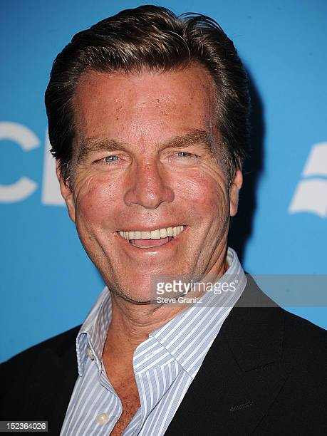 Peter Bergman arrives at the CBS 2012 Fall Premiere Party at Greystone Manor Supperclub on September 18 2012 in West Hollywood California
