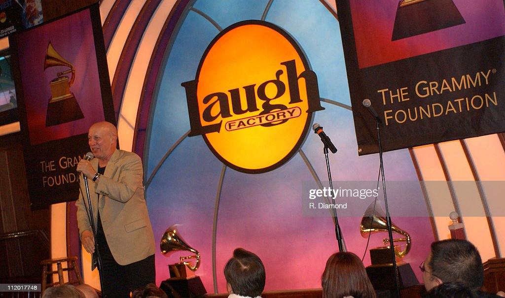 1st Annual GRAMMY Salute to Comedy at The Laugh Factory