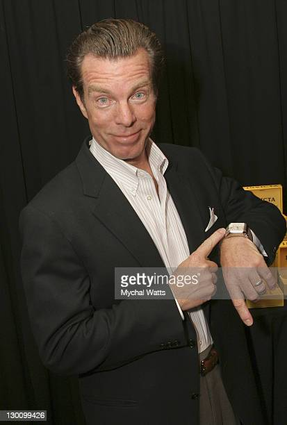 Peter Bergman during 32nd Annual Daytime Emmy Awards On 3 Productions Gift Suite Day 2 at Radio City Music Hall in New York New York United States