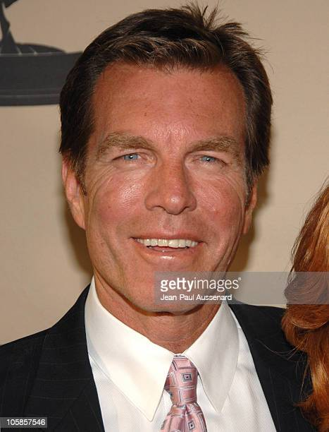 Peter Bergman during ATAS Presents The 2007 Los Angeles Daytime Emmy Reception Arrivals at French 57 in Burbank California United States