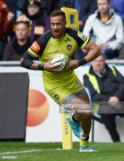 Peter Betham Leicester Tigers