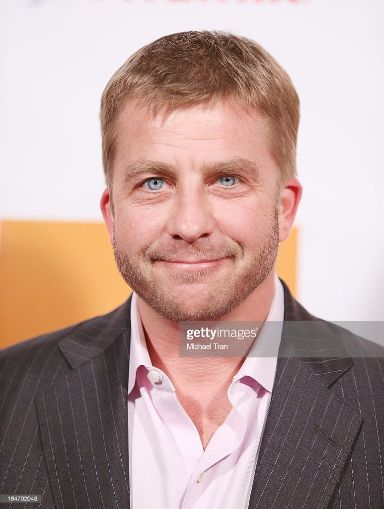 <a gi-track='captionPersonalityLinkClicked' href=/galleries/search?phrase=Peter+Billingsley&family=editorial&specificpeople=1543122 ng-click='$event.stopPropagation()'>Peter Billingsley</a> arrives at the celebrity nutritonist Kimberly Snyder hosts book launch party for 'The Beauty Detox Foods' held at Smashbox West Hollywood on March 26, 2013 in West Hollywood, California.