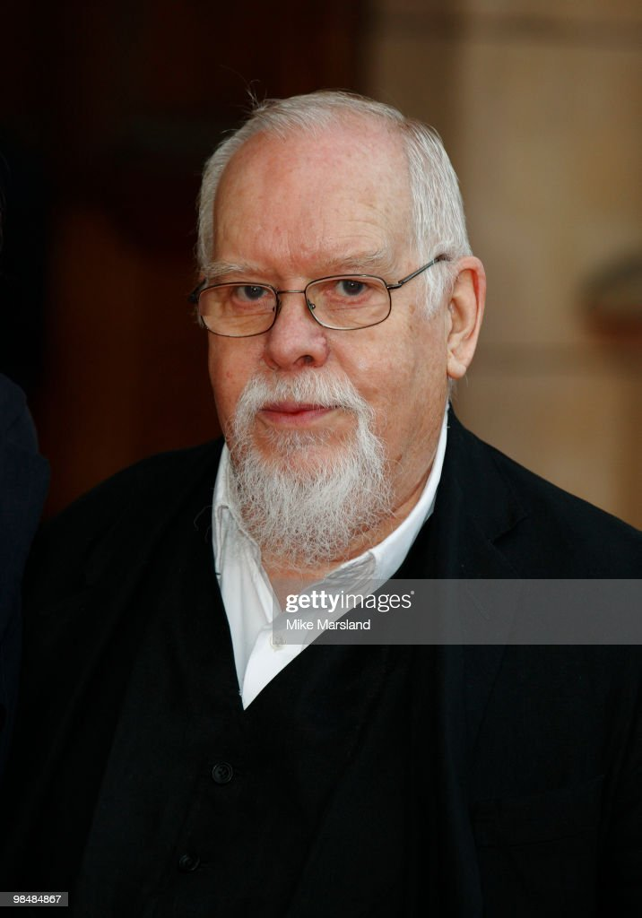 Peter Blake attends the private view of the Grace Kelly Style Icon exhibition at Victoria Albert Museum on April 15 2010 in London England