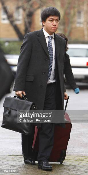 Peter Boland arrives at Duke's Keep in Southampton to attend an employment tribunal where he is claiming unfair discrimination and victimisation due...
