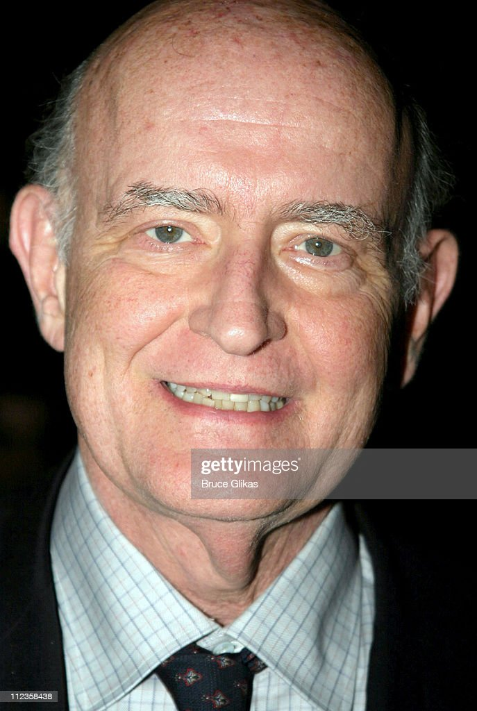 Peter Boyle during Opening Night of 'Six Dance Lessons in Six Weeks' on Broadway at Sardi's in New York City, New York, United States.