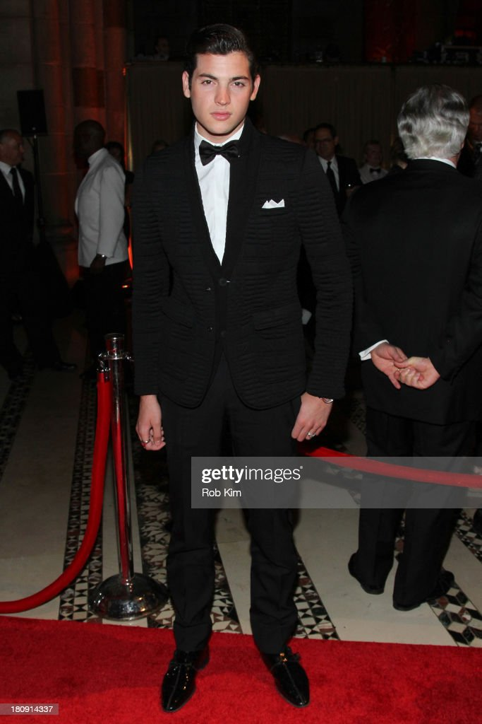 <a gi-track='captionPersonalityLinkClicked' href=/galleries/search?phrase=Peter+Brant&family=editorial&specificpeople=2469568 ng-click='$event.stopPropagation()'>Peter Brant</a> attends New Yorkers For Children Presents 14th Annual Fall Gala benefiting youth in foster care at Cipriani 42nd Street on September 17, 2013 in New York City.