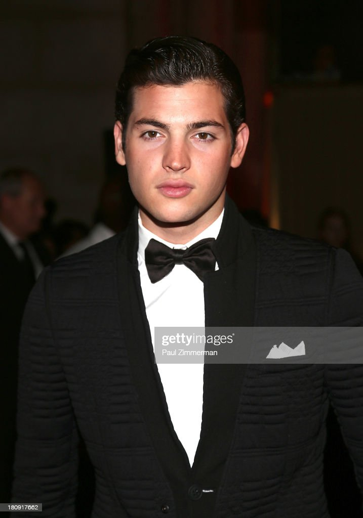 <a gi-track='captionPersonalityLinkClicked' href=/galleries/search?phrase=Peter+Brant&family=editorial&specificpeople=2469568 ng-click='$event.stopPropagation()'>Peter Brant</a>, Jr. attends the 14th Annual New Yorkers For Children Fall Gala at Cipriani 42nd Street on September 17, 2013 in New York City.