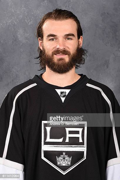 Peter Budaj of the Los Angeles Kings poses for his official headshot for the 20162017 season on September 22 2016 at the Toyota Sports Center in El...