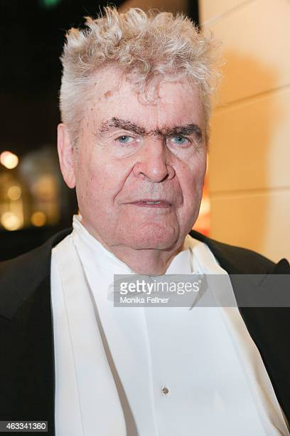 Peter Buser attends the Champagne And Oyster Reception in Hotel Le Meridien on February 12 2015 in Vienna Austria